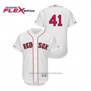 Maglia Baseball Uomo Boston Red Sox Chris Sale Flex Base Bianco