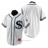 Maglia Baseball Uomo Chicago White Sox 1990 Turn Back The Clock Bianco